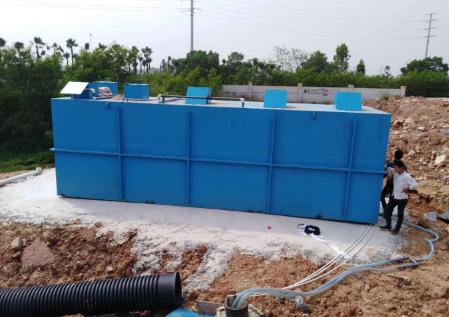 云南风景区污水处理设备定制