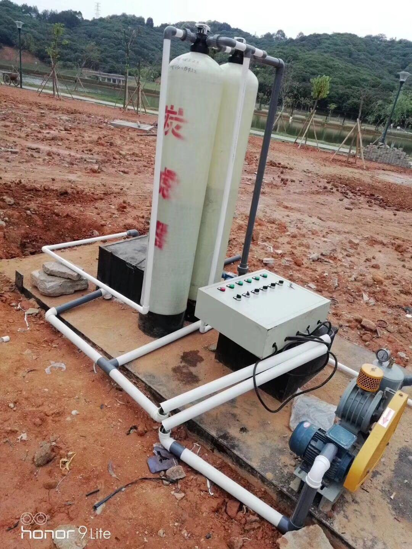 风景区污水处理设备