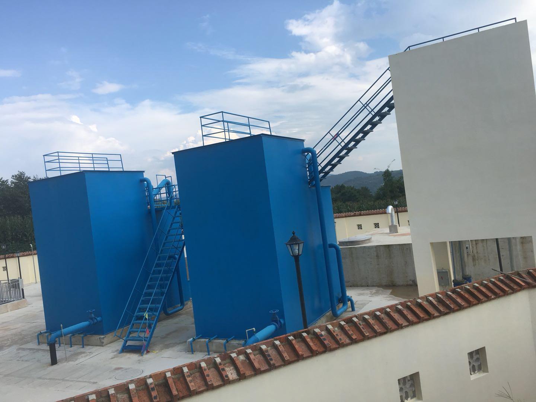 自来水厂净水设备