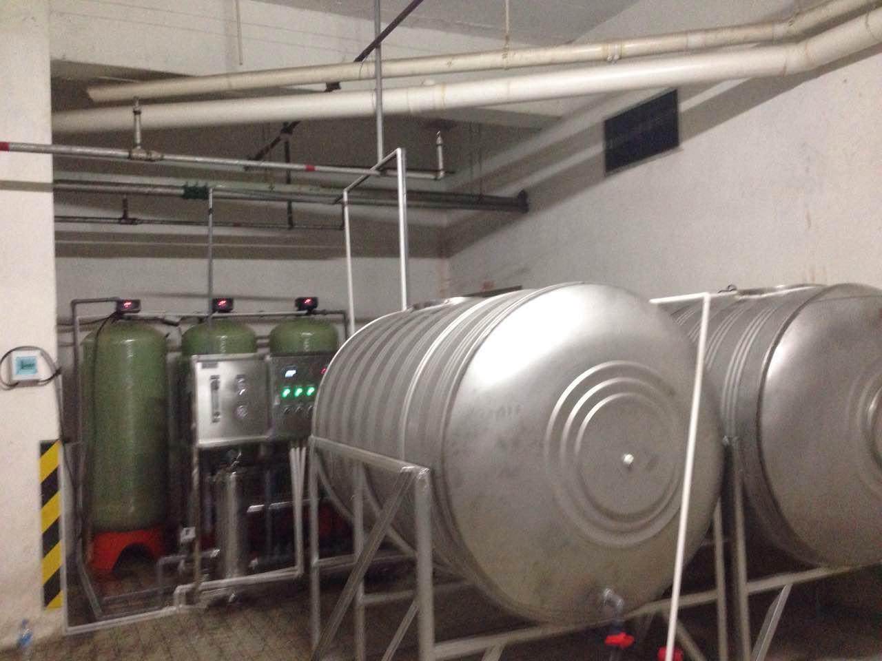 昆明税务局2T纯水设备