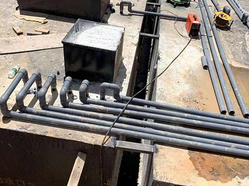 武定搬迁移民项目污水设备