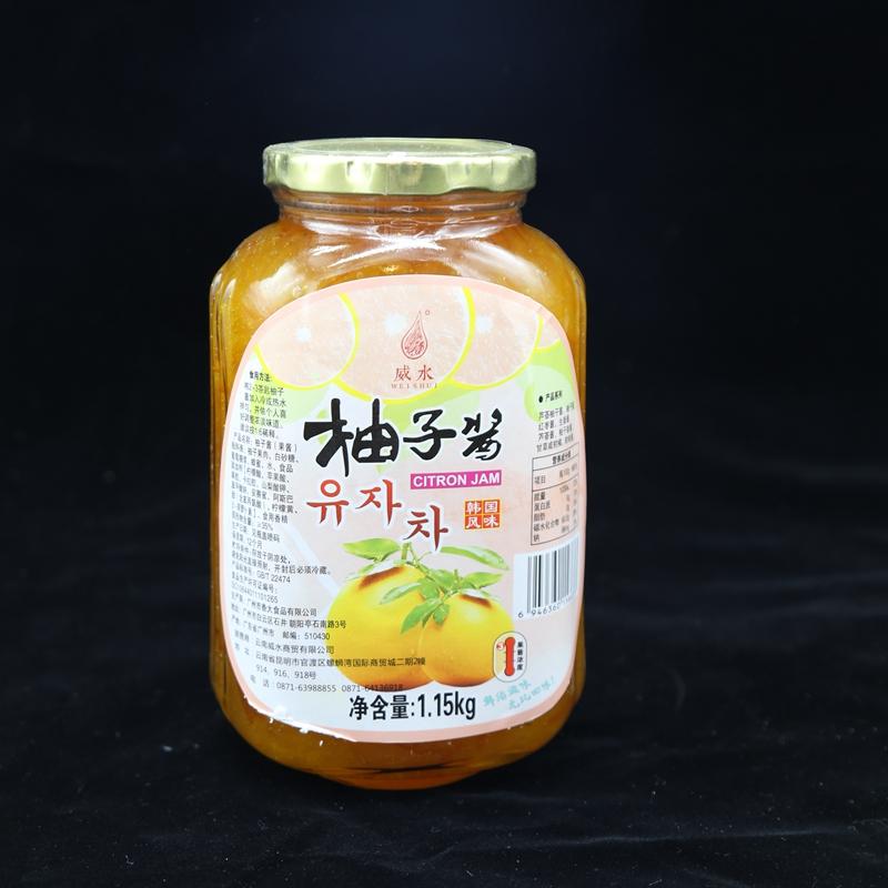 柚子酱原料