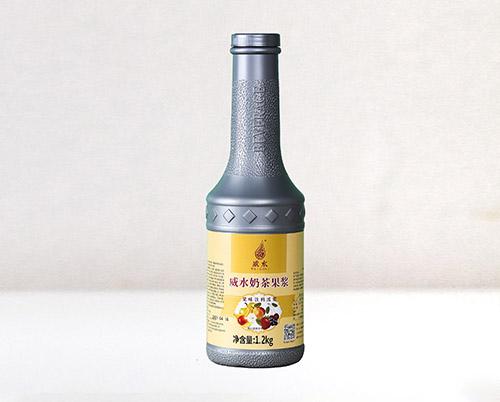 威水原味奶茶果浆