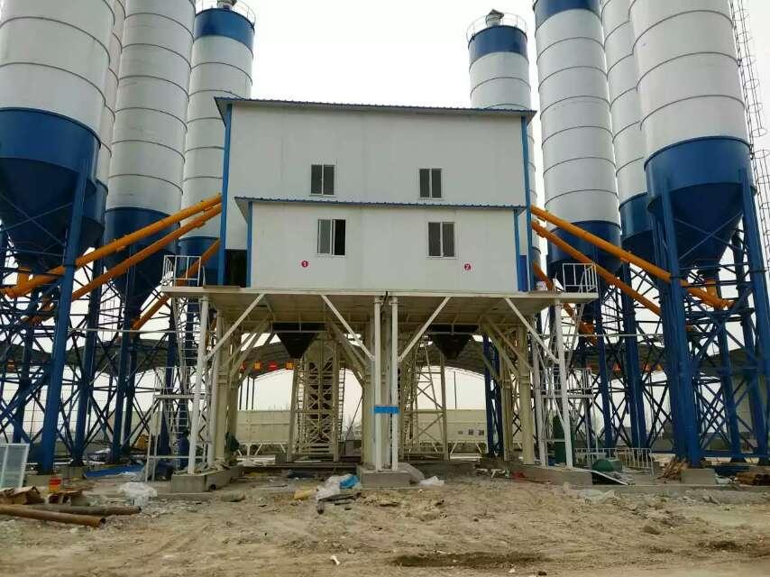 昆明混凝土搅拌站生产厂家解析为何说搅拌站巡检很重要
