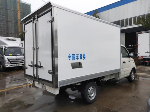 云南國六冷藏車,昆明國六冷藏車廠家