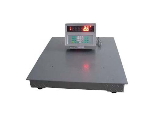 防腐电子平台秤