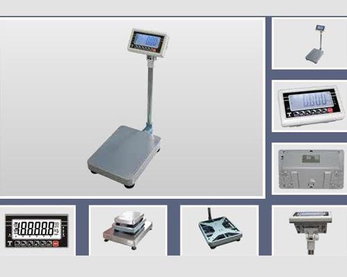 超大字幕电子台秤