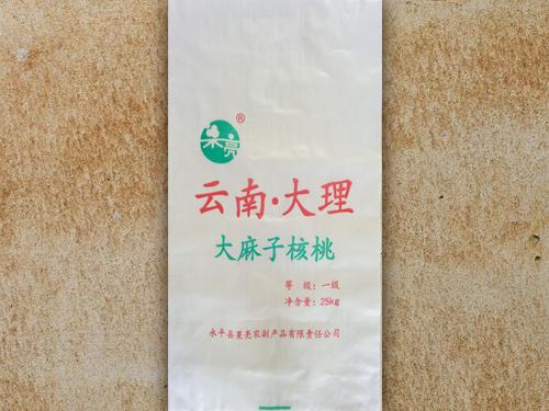 大理核桃塑料編織袋