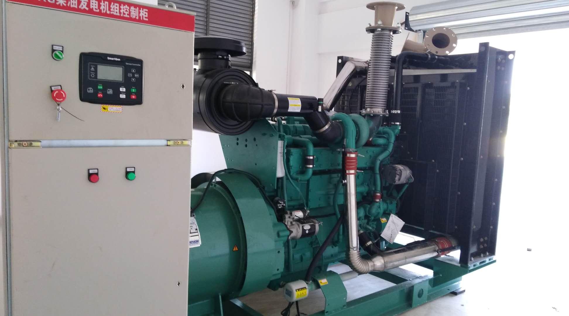 云南柴油发电机
