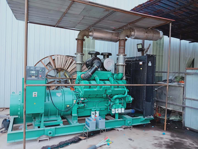 昆明柴油發電機