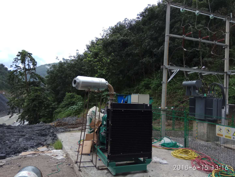 昆明柴油發電機組