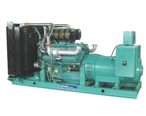 里卡多柴油發電機組