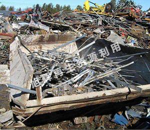 工厂废铁回收
