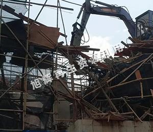 工厂拆除回收利用