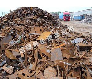 云南上门回收废铁价格