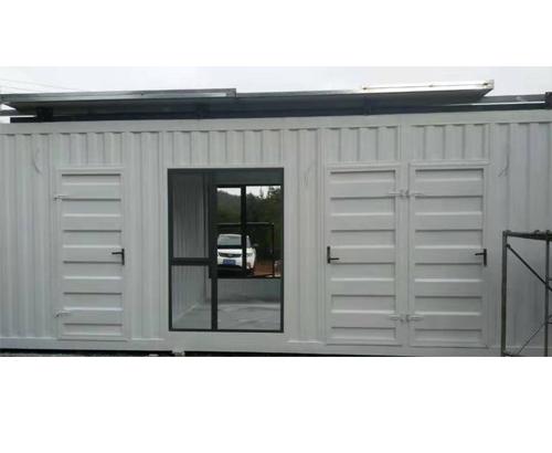 轻型钢结构住人集装箱