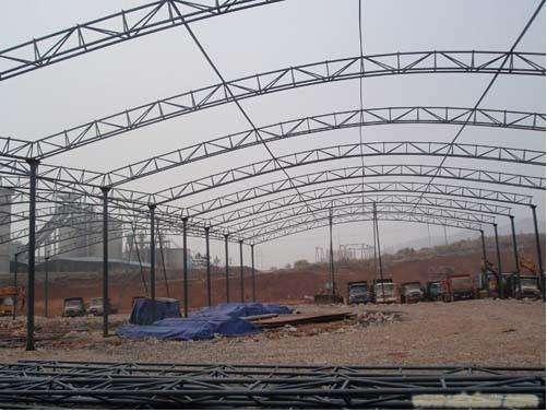 钢结构建筑加工