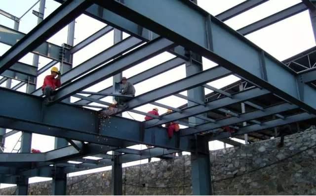 云南钢结构加工