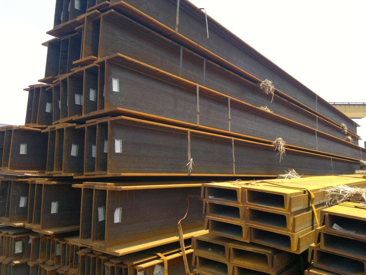 钢结构构件加工