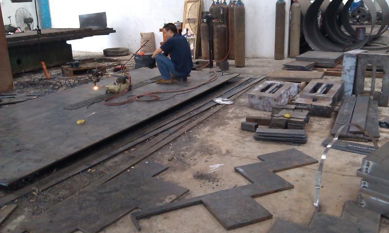 昆明钢结构加工