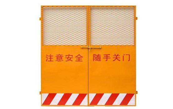 电梯防护门图