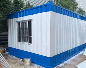 集装箱标养室