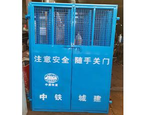 电梯防护安全门