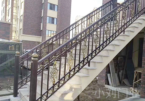 開遠室外建筑鐵藝護欄