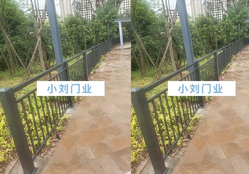园林围栏铁艺护栏