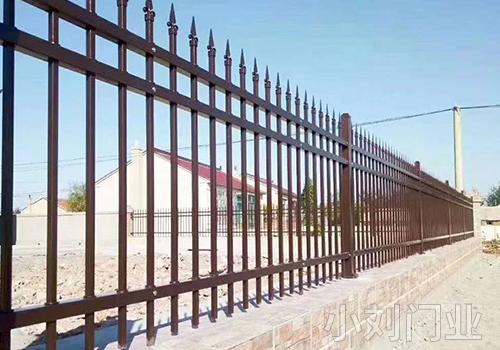 工厂围栏锌钢护栏