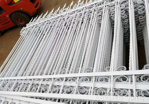 保山公园防护锌钢护栏