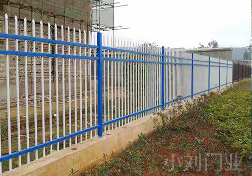 曲靖小区安全锌钢护栏