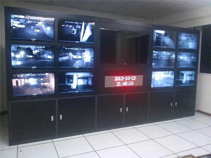 电视墙-昆明机柜