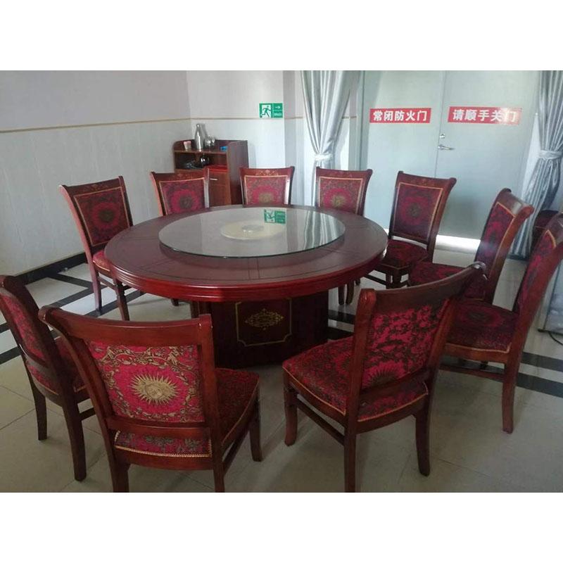 木质10人桌