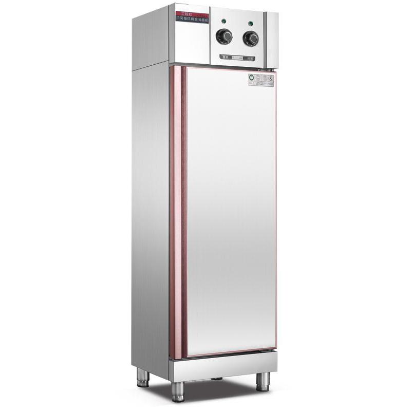 高温单门不锈钢门消毒柜