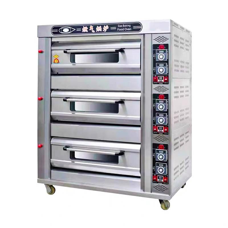 燃气烤箱炉