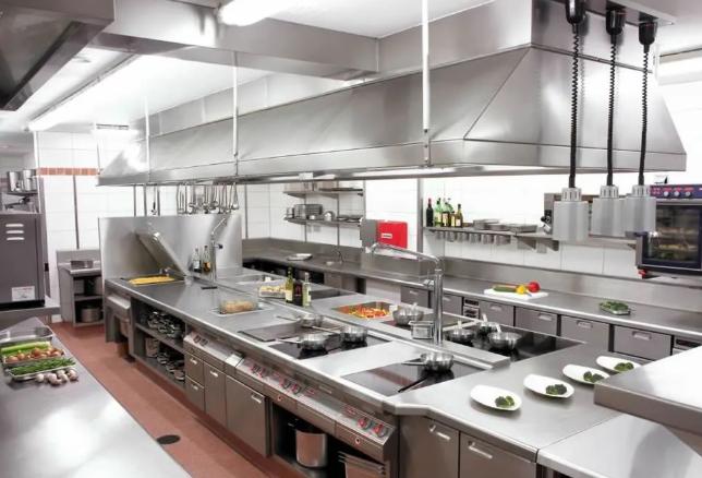 保山厨房设备厂浅谈商用厨房设备的分类有哪些?