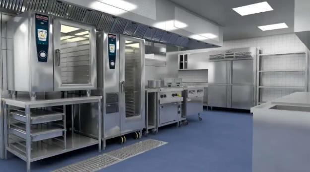 酒店没开业前,应该如何选用商用厨房设备?