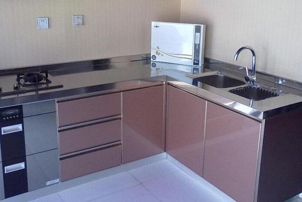 满足新一代装修要求的厨具「不锈钢厨具」