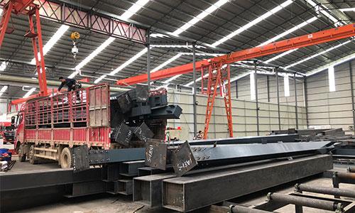 云南亿恒德钢结构加工厂