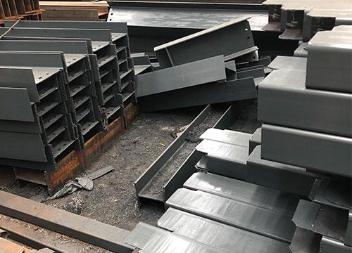 h型钢结构加工价格