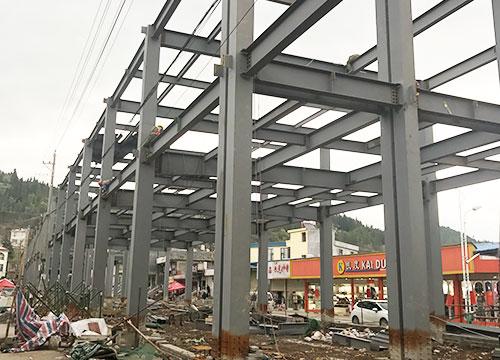 昆明钢结构工程施工四要点