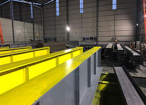 钢结构施工中的部分问题及解决方法