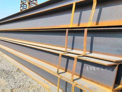 H型钢结构安装