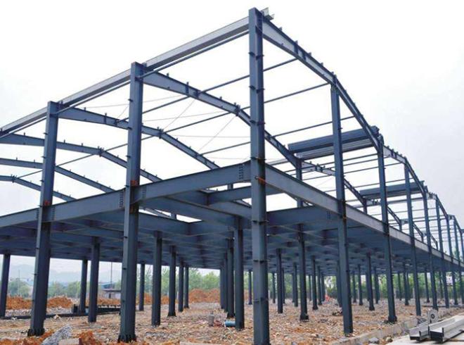 云南钢结构安装
