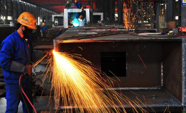 昆明钢结构施工工艺