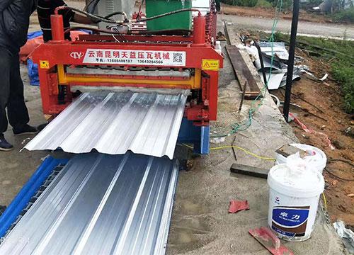 云南彩钢板加工厂家