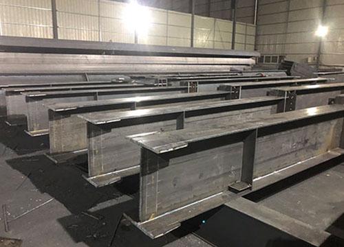 高频h型钢结构加工