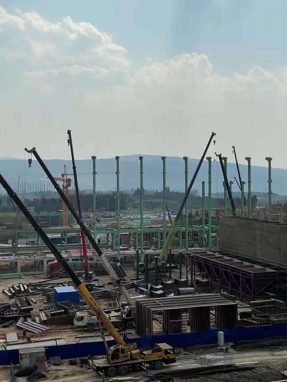 云南钢结构加工厂
