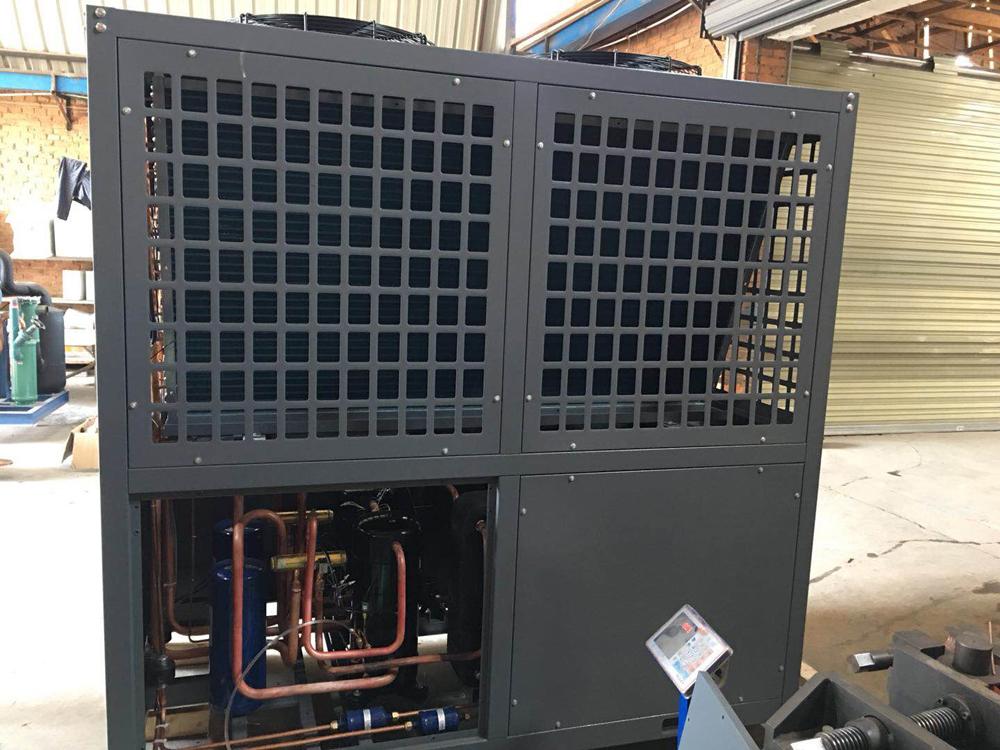 热泵机组案例